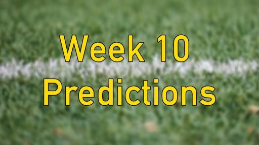 week10 predictions